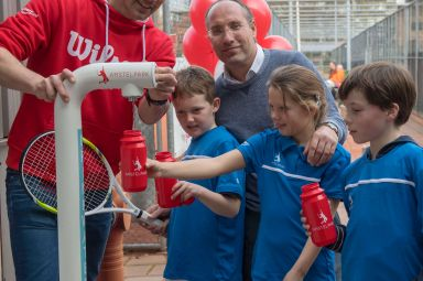 Amstelpark introduceert Join the Pipe tijdens Open Dag!